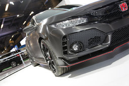 Come See the Honda Civic Type R Prototype at the Montreal Auto Show - 34