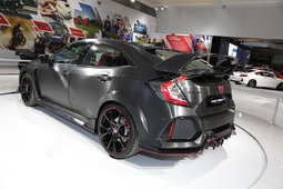 Come See the Honda Civic Type R Prototype at the Montreal Auto Show - 38