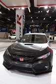 Come See the Honda Civic Type R Prototype at the Montreal Auto Show - 45