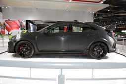 Come See the Honda Civic Type R Prototype at the Montreal Auto Show - 46