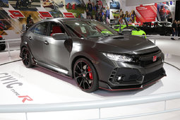 Come See the Honda Civic Type R Prototype at the Montreal Auto Show - 51