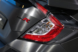 Come See the Honda Civic Type R Prototype at the Montreal Auto Show - 12