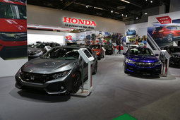 Plenty of Honda models to discover at the Montreal Auto Show - 1