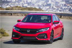 2018 Honda Civic Hatchback: bringing cargo space to the compact car in Montreal, Quebec - 4