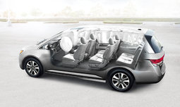 2014 Honda Odyssey – A family minivan that's fun to drive - 1