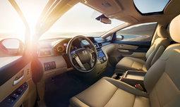 2014 Honda Odyssey – A family minivan that's fun to drive - 3