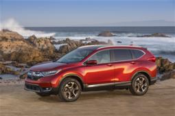 Un coup d'œil aux essais routiers du Honda CR-V 2018 - 2