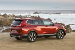 Un coup d'œil aux essais routiers du Honda CR-V 2018 - 3