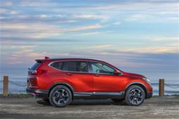 Un coup d'œil aux essais routiers du Honda CR-V 2018 - 1