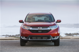 Un coup d'œil aux essais routiers du Honda CR-V 2018 - 5