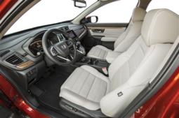 Un coup d'œil aux essais routiers du Honda CR-V 2018 - 7