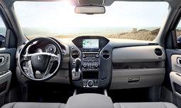 2015 Honda Pilot – Comfortable, spacious, optional 4WD - 3
