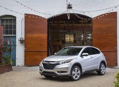 The 2016 Honda HR-V officially unveiled in Los Angeles - 5