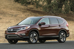 2015 Honda CR-V: same, but redesigned - 1