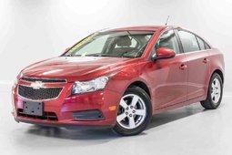2012 Chevrolet Cruze VEHICULE CERTIFIÉ , AUTOMATIQUE, 1.4 L.