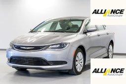 2015 Chrysler 200 LX Prix de liquidation, ne manquez pas votre chanc