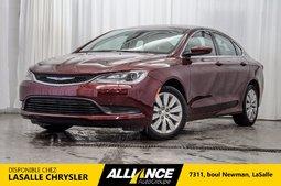 2016 Chrysler 200 LX | BLUETOOTH | JAMAIS ACCIDENTE!!!