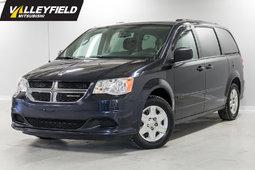 2011 Dodge Grand Caravan SE/SXT Stow'n go!