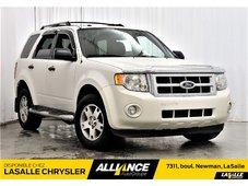 2011 Ford Escape XLT Automatic 3.0L