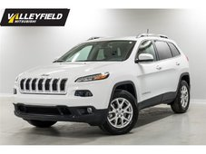 2017 Jeep Cherokee North AWD, caméra de recul, sièges chauffant!