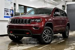 Jeep Grand Cherokee TRAILHAWK,CAMERA RECUL,BANC CHAUFFANT 2017