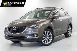 Mazda CX-9 GT Nouveau en inventaire! 2015