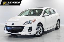 Mazda Mazda3 GS-SKY (A6) Cuir, toit ouvrant! 2012