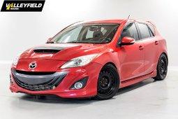 2010 Mazda Mazdaspeed3 Base Nouveau en inventaire!
