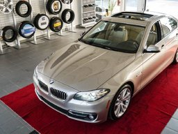 BMW 5 Series 2014 535d xDrive Diesel