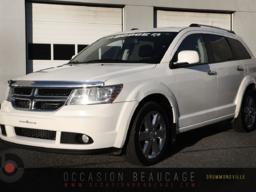 Dodge Journey 2011 R/T AWD - GPS - NAV + CUIR + TOIT!! A/C - CRUISE - CAMÉRA RECUL - SIÈGES CHAUFFANTS ET +