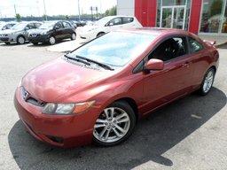 Honda Civic Cpe SI/TOIT/SPORT 2006