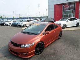 Honda Civic Cpe SI HFP/CRUISE/TOIT 2010