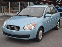 Hyundai Accent 2009 L*PNEUS D'HIVER INCLUS*AUTOMATIQUE*MP3*