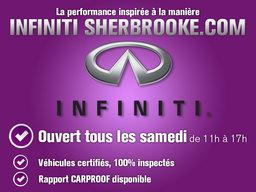 Infiniti Q50 AWD NAVIGATION BLANCHE 2014 PROMO 2014 Q50