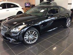 Infiniti Q60 Coupe 2014 Q60S 2014 AWD / 10000$ de rabais!!! Faites vite!! Démo 2014 -14250$ de rabais WoW