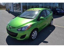 Mazda Mazda2 AC*NEUF*RABAIS DE 4600$* 2013