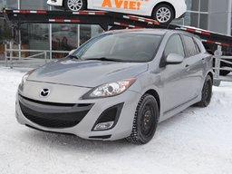 2011 Mazda Mazda3 SPORT*2.5*TOIT*AC*CRUISE*BLUETOOTH*MAGS*GS