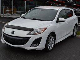 Mazda Mazda3 2011 2.5L*AC*CRUISE*6 VITESSES*VITRES TEITÉES.*FOGS*