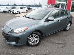 Mazda Mazda3 2012 GS/MANUELLE/HATCHBACK