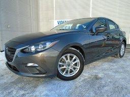 Mazda Mazda3 2014 SKIACTIV GARANTIE MAZDA CANADA 10500 KM