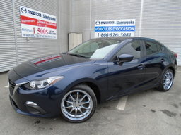 Mazda Mazda3 2014 GX SKYACTIV BAS KILOMETRAGE MAGS CHROME