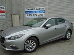 Mazda Mazda3 2015 GS MANUELLE SKYACTIV DÉMONSTRATEUR à bas KILOMÉTRAGE