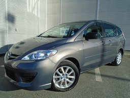 2009 Mazda Mazda5 BAS MILAGE  1 SEUL PROPRIETAIRE 6 PASSAGERS