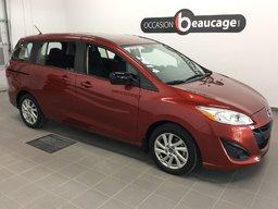 Mazda Mazda5 GS / GARANTIE / PRÊT POUR L'HIVER / 2014 COMME NEUVE / GARANTIE COMPLETE