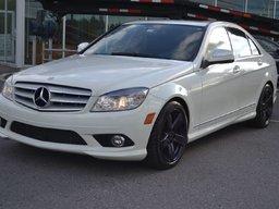 Mercedes-Benz C230 2008 AMG PACK*4MATIC*CUIR*CRUISE*TOITSIÈGES CHAUFFANT* AMG PACK