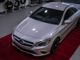 Mercedes-Benz CLA-Class 2014 CLA250 4Matic TAUX CERTIFIÉ À PARTIR DE 0.9%