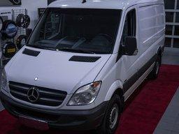 Mercedes-Benz Sprinter cargo vans 2012 2500 Cargo 144