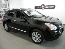 Nissan Rogue 2012 SL / AWD / TOIT OUVRANT / SYSTÈME DE NAVIGATION / CAMÉRA DE RECUL / JANTES / VITRES TEINTÉES