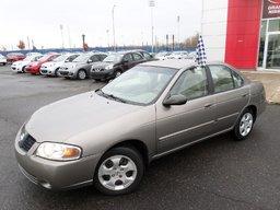 Nissan Sentra 1.8S/AUT/BAS KM 2004