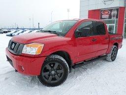 2012 Nissan Titan /SPORT/20 POUCE **MODÈLE RARE**